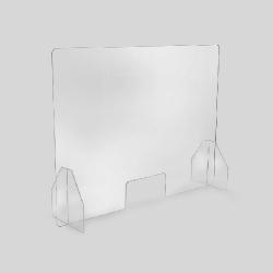Schutzwand (Plexiglas)